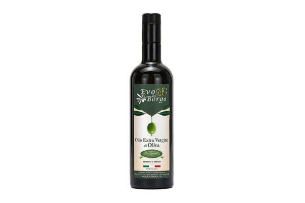 Bottiglia format 750 ml di Olio extravergine di oliva