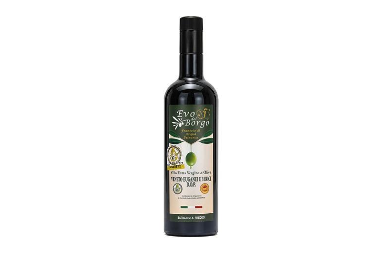 Olio extravergine di oliva DOP, bottiglia da 750ml