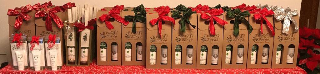 Pensieri natalizi con Vino ed Olio