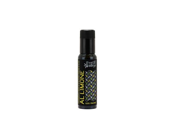 Condimento aromatizzato al limone a base di Olio EVO