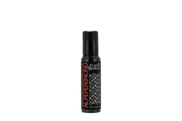 Condimento aromatizzato al peperoncino a base di Olio EVO